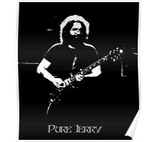 "Jerry Garcia- ""Pure Jerry"" Grateful Dead 1978 Poster"