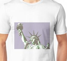 Liberty - Violet Unisex T-Shirt
