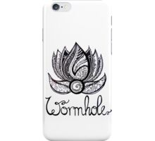 Wormhole Lotus iPhone Case/Skin