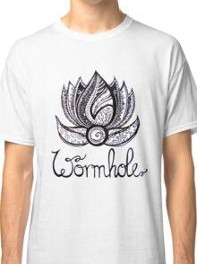 Wormhole Lotus Classic T-Shirt