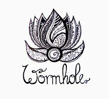 Wormhole Lotus Unisex T-Shirt