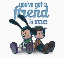 You've Got A Friend In Me Kids Clothes