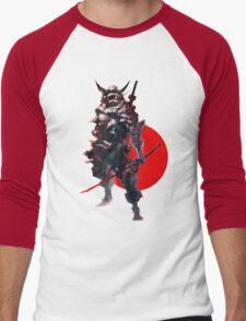 Samurai IV Bishamon Men's Baseball ¾ T-Shirt