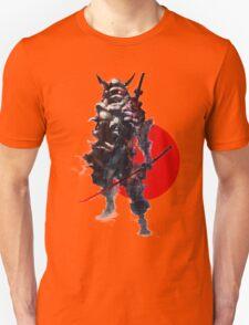Samurai IV Bishamon Unisex T-Shirt