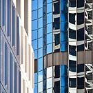 Brisbane in Blue by Georgie Hart