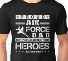 Proud Air Force Dad Shirt Unisex T-Shirt