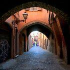 Via delle Volte by annalisa bianchetti