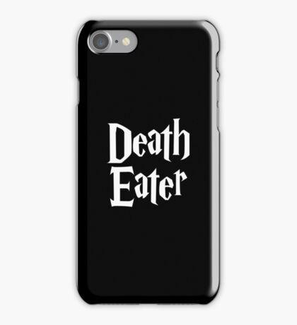 Death Eater logo iPhone Case/Skin