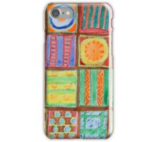 Colorful Petit Fours iPhone Case/Skin