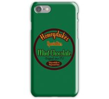 Honeydukes Chocolate - Mint!Version iPhone Case/Skin