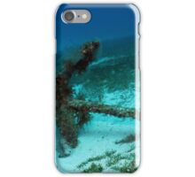 The Old Sunken Anchor iPhone Case/Skin