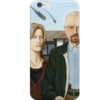 Albequerque Gothic iPhone Case/Skin