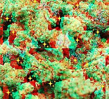 Glitched Up Lil Nugs by babypank
