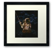 Alone(And Loving It) Framed Print