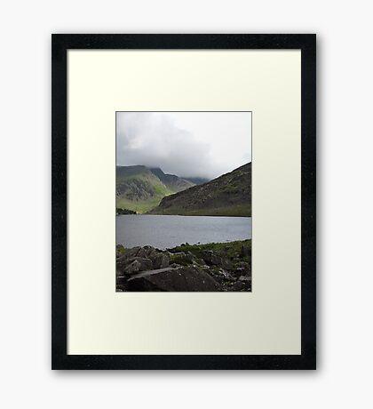 Within The Mist Framed Print