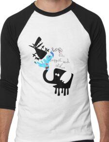 Greatest love Men's Baseball ¾ T-Shirt
