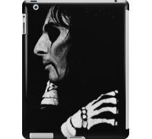 Alice Cooper #4 iPad Case/Skin