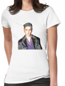 DΞΔN TRBL (Dean) Womens Fitted T-Shirt
