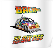 Back To the Sixties Poster