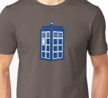 Colour Me Tardis Unisex T-Shirt