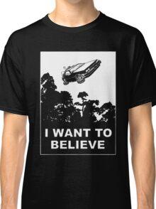 I believe in Delorean Classic T-Shirt