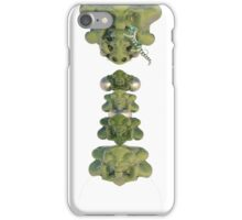 Gecko alien iPhone Case/Skin