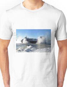 Outgoing Hovercraft Unisex T-Shirt
