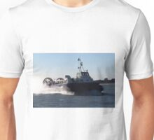 Incoming Hovercraft Unisex T-Shirt