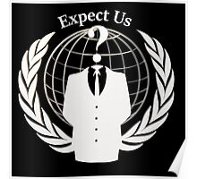 Anonymous seal  Poster