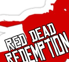 Red Dead Redemption! Sticker