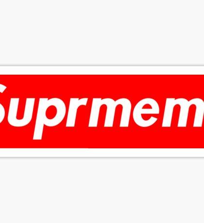 Super meme? Sticker