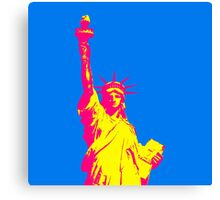 Statue of Liberty New York Canvas Print