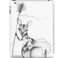 Wallaby warrior iPad Case/Skin