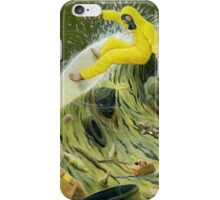 Garbage Wave iPhone Case/Skin