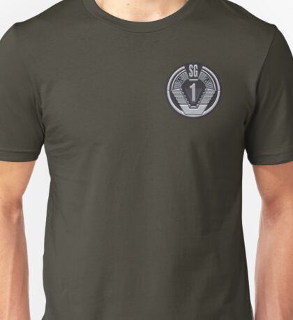 SG-1 Uniform badge Unisex T-Shirt