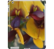 egg and bacon flower iPad Case/Skin