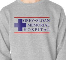 Greys Sloan Memorial Hospital - for light Pullover