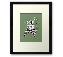 Koala ambush Framed Print