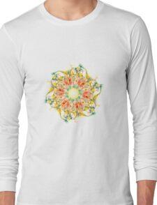 Silk Long Sleeve T-Shirt