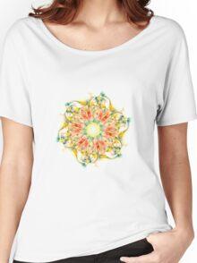 Silk Women's Relaxed Fit T-Shirt