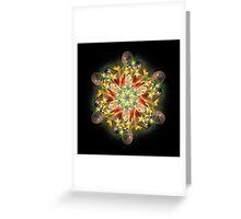 Silk Greeting Card
