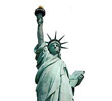 Statue of Liberty, New York, USA Photographic Print