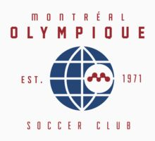 Olympique Soccer Kids Clothes