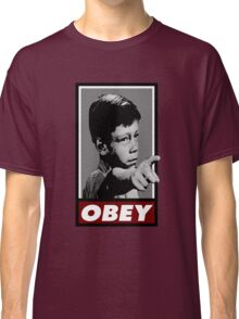 Twilight OBEY/ It's a good life! Classic T-Shirt