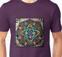 Autumn Mandala Unisex T-Shirt