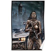 Cyberpunk Painting 037 Poster