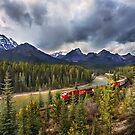 Long Train Running by John Poon