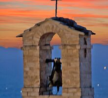 Bell Of Assisi by phil decocco