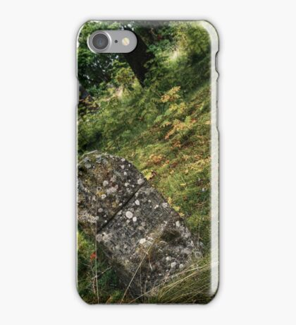 5.9.2014: Forgotten Cemetary iPhone Case/Skin