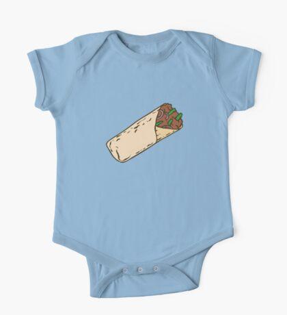 Burrito One Piece - Short Sleeve